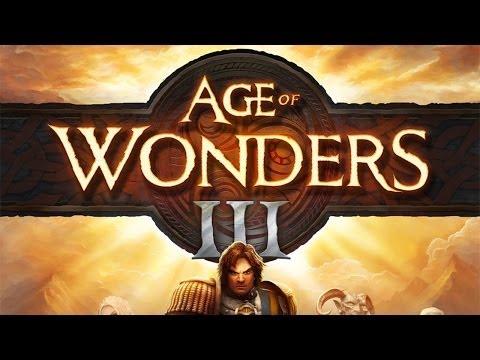 Gramy w Age of Wonders III (#1) Strategia Fantasy