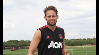 Breaking News   Daley Blind Joins Up With Ajax Squad Ahead Of £14m Return