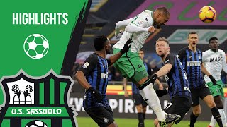 Download Video Inter-Sassuolo 0-0 | Highlights 2018/19 MP3 3GP MP4