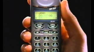 Ericsson GH 337 Phone AD