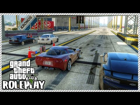 GTA 5 ROLEPLAY - Drag Racing For Pink Slips | Ep. 309 Civ