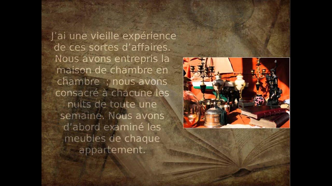 LA LETTRE VOLEE (illustré) (French Edition)