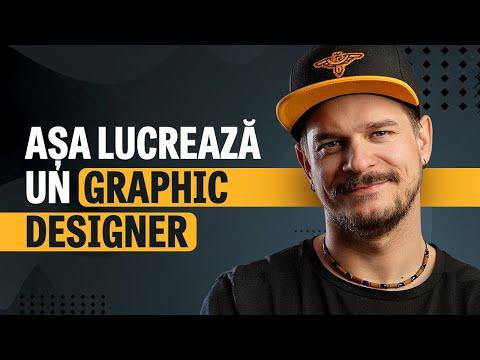 6 Pasi ai procesului creativ in graphic design