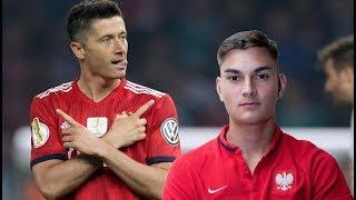 Oto NASTĘPCA Lewandowskiego - grał dla Niemiec, wybrał Polskę l Futbologia