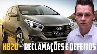 Video Hyundai HB20 - Defeitos, Reclamações e Opiniões de Donos - Carro e Carros download MP3, 3GP, MP4, WEBM, AVI, FLV April 2018