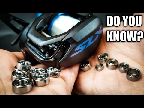 Are MORE Bearings In A Baitcaster...BETTER? (You May Be SURPRISED!)
