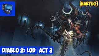Стрим #352 Diablo 2: LoD [HD] ► Сюжетная компания. Акт 3