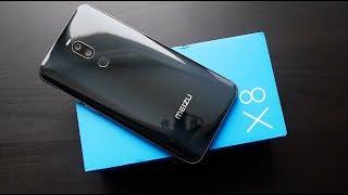 Обзор Meizu X8 - середнячок на Qualcomm 710 за $250