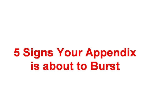 signs of your appendix about to burst - youtube, Sphenoid