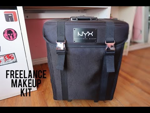 What's in my freelance makeup kit? | britsmakeupdiary