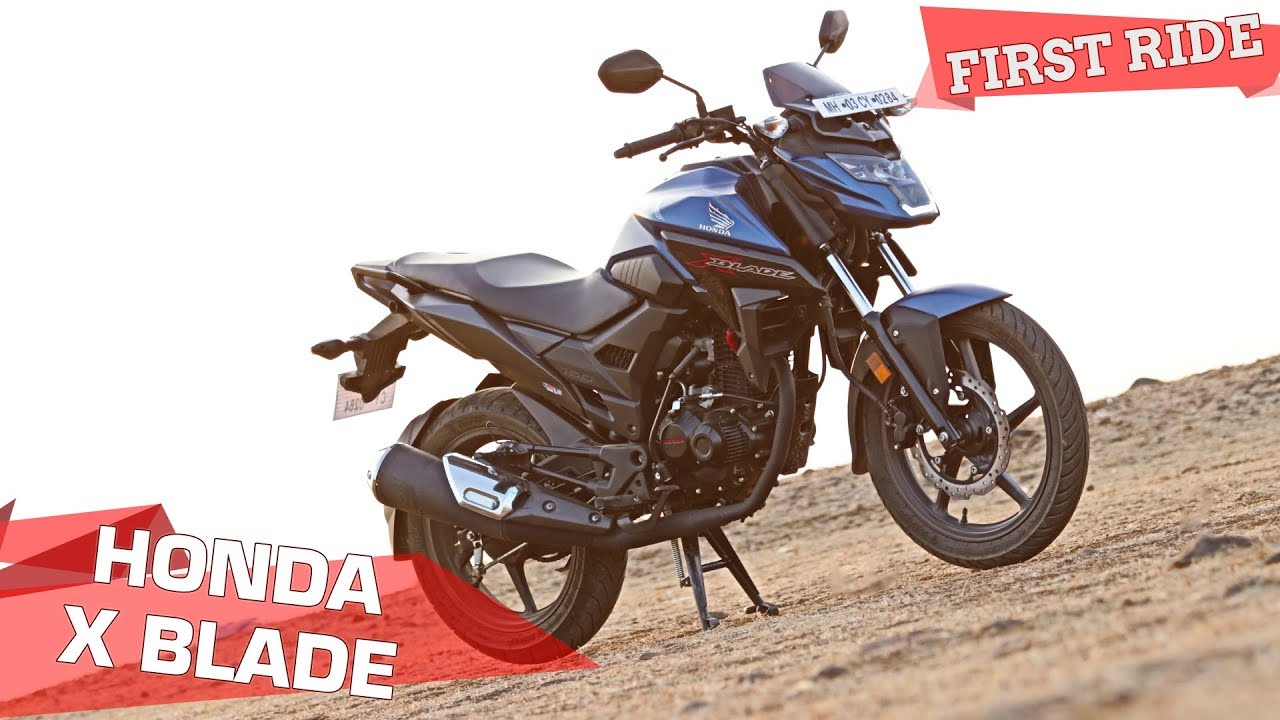 2018 Honda Xblade Review 5 Things You Need To Know Zigwheels