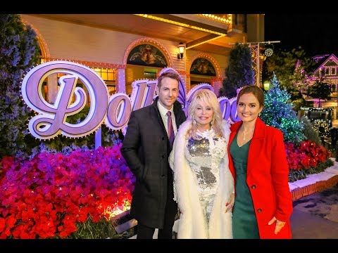 Sharon Green - Preview Of Hallmark's Christmas at Dollywood!