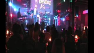 "kissing a fool  Michael Buble Tribute Band ""Everything"" Live"