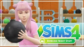 BOWLING IN THE SIMS 4!? // Not So Berry Challenge Update