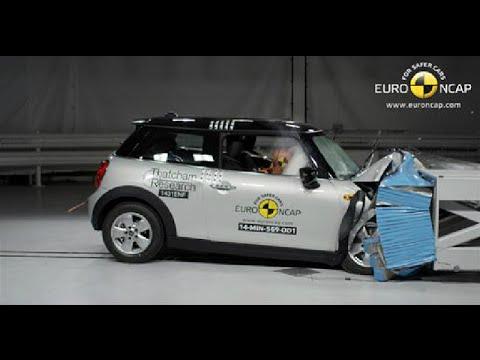 Mini Cooper Euro Ncap Crash Test
