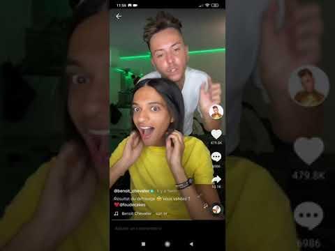Les meilleurs Tik tok de ( Benoît chevalier ) - YouTube  |Tiktok Benoit Chevalier