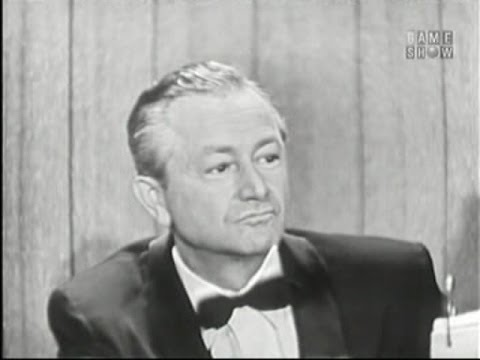 What's My Line? - Robert Young (Apr 21, 1957)