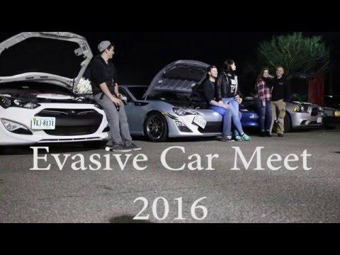Evasive Car Show Mechanicsville VA 2016