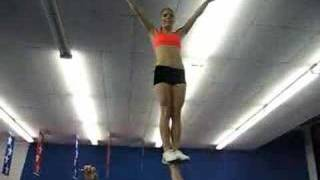 Repeat youtube video Awesome Cheerleading Stunts