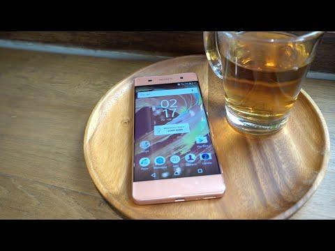 รีวิว Sony Xperia XA ตัวราคาเบาสุดของตระกูล X ( review )