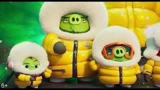 Angry Birds 2 в кино  (2019) — Русский трейлер к мультфильму