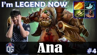 Ana - Pudge MID | I'm LEGEND NOW | Dota 2 Pro PUB Gameplay #4