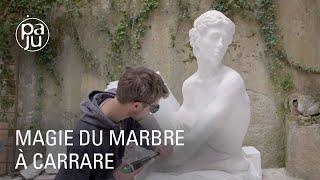 Download lagu Les coulisses de la plus célèbre carrière de marbre du monde