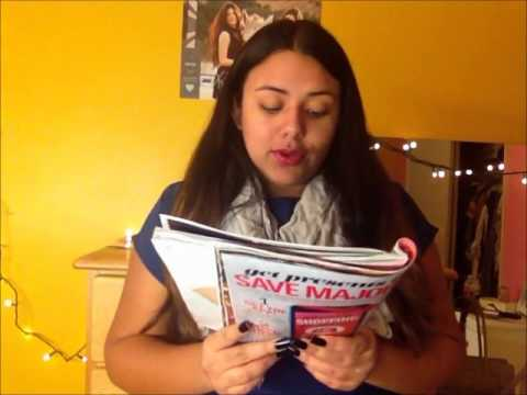 Seventeen Magazine Reading with Kris & Giveaway!
