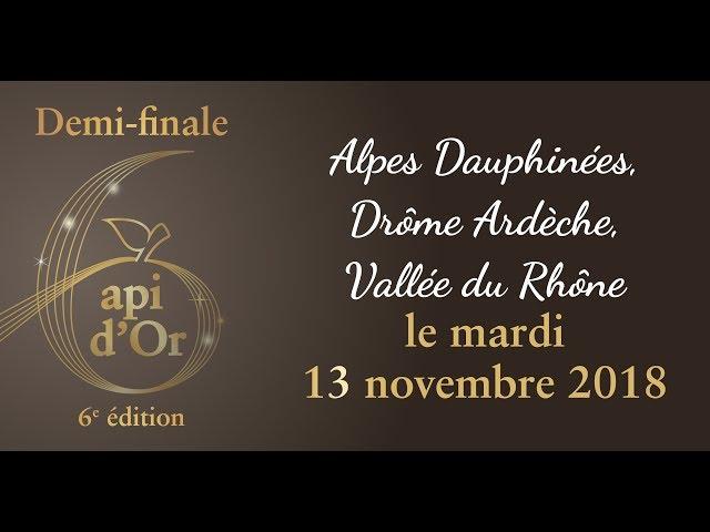 13.Demi-finale de Grenoble