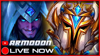 ARMOOON LIVE 🔴 | #1 SYLAS TEACHES YOU HOW TO WIN | League of Legends Gameplay