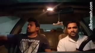 Akshay Mayekar - Dubsmash - Dhamaal - Venu Gopal Iyer - Arshad Warsi - Car Scene - South Indian