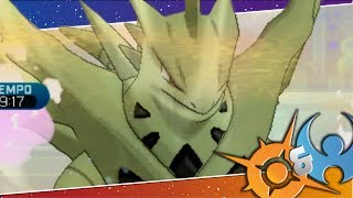 ¡PROBANDO A MEGA TYRANITAR! Pokémon Sol y Luna: COMBATE!