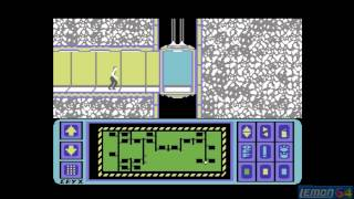 Impossible Mission (C64) - A Playguide and Review - by Lemon64.com