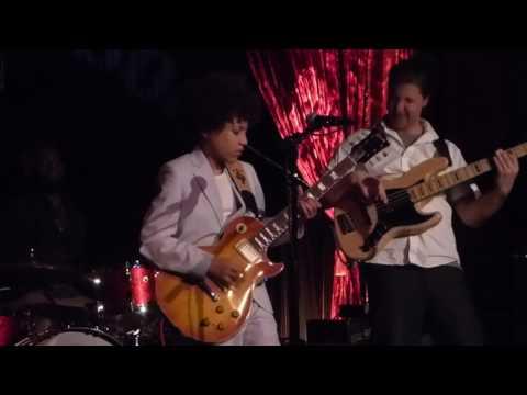 Brandon Niederauer Band - Europa ~ Stratus 4-13-17 Cutting Room, NYC