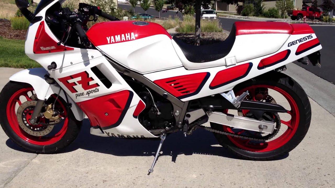 fz700 yamaha genesis