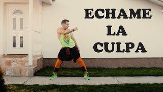 Échame La Culpa - Luis Fonsi & Demi Lovato - Zumba fitness