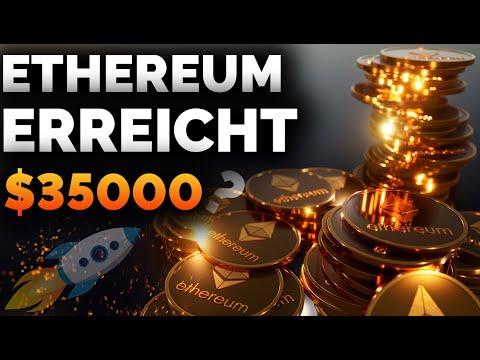 Unglaubliche Ethereum (ETH) & Solana (SOL) Prognose 2021