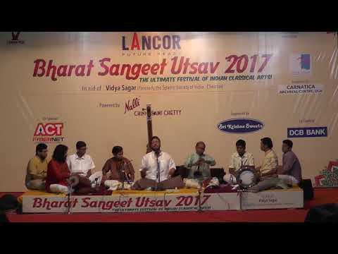 Bharat Sundar | Vyasarpadi Sri. Kothandaraman l Entropy l Bharat Sangeet Utsav 2017