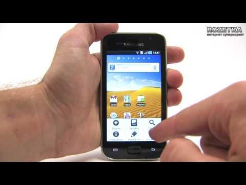 Обзор смартфона Samsung i9003 Galaxy S