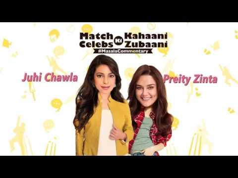 Juhi Chawla & Preity Zinta on UC News App on 9th May