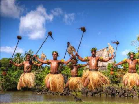 SAMOA TONGA FIJI