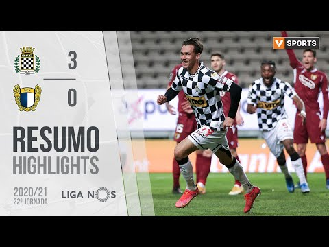 Boavista Famalicao Goals And Highlights