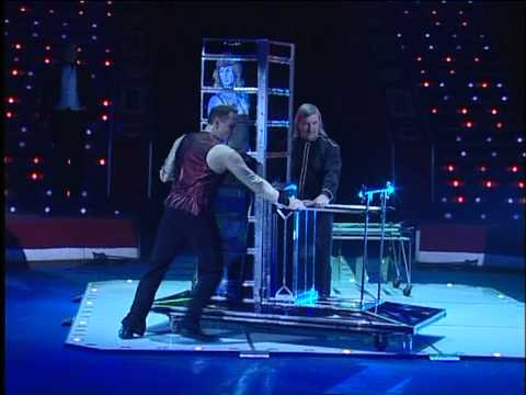 Nikulin Moscow Circus. Illusion act - Magic Saga - V.Khil & N.Spira..mpg