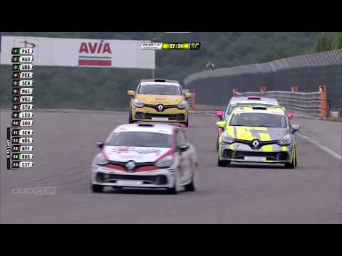 Renault Clio Cup Central Europe 2017 - Dijon-Prenois - Renne