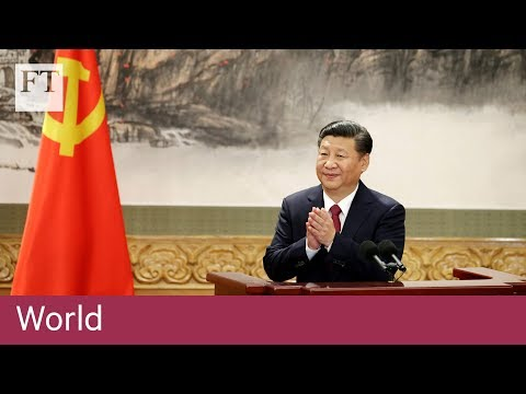 China set to end two-term limit on presidency