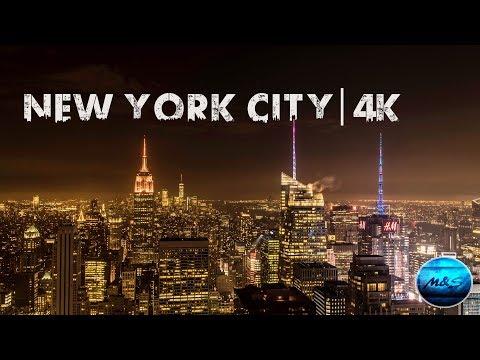 Amazing New York City | 4K