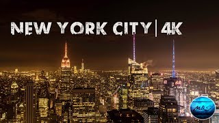 Amazing New York City | 4K