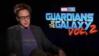 Guardians Of The Galaxy Vol. 2: James Gunn Interview