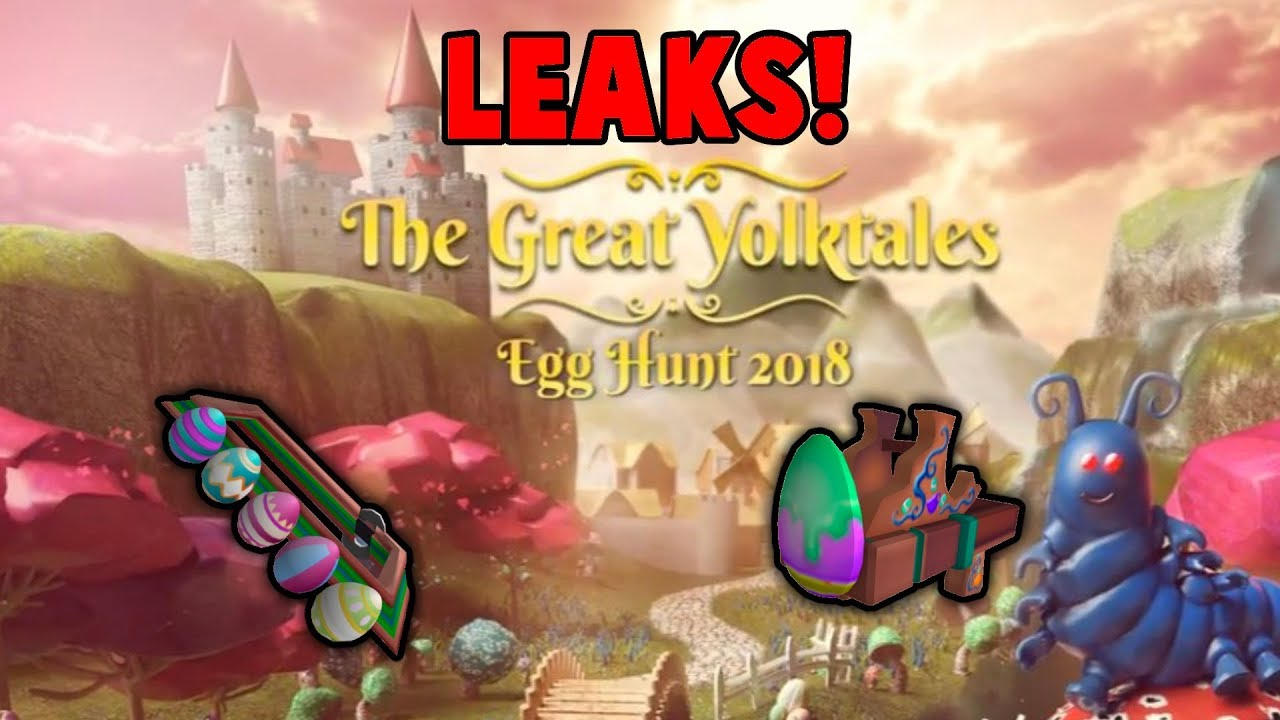 Eggs Being Leaked Egg Hunt 2019 Leaks Roblox - Video Roblox 2018 Egg Hunt Eggs Leaked The Great