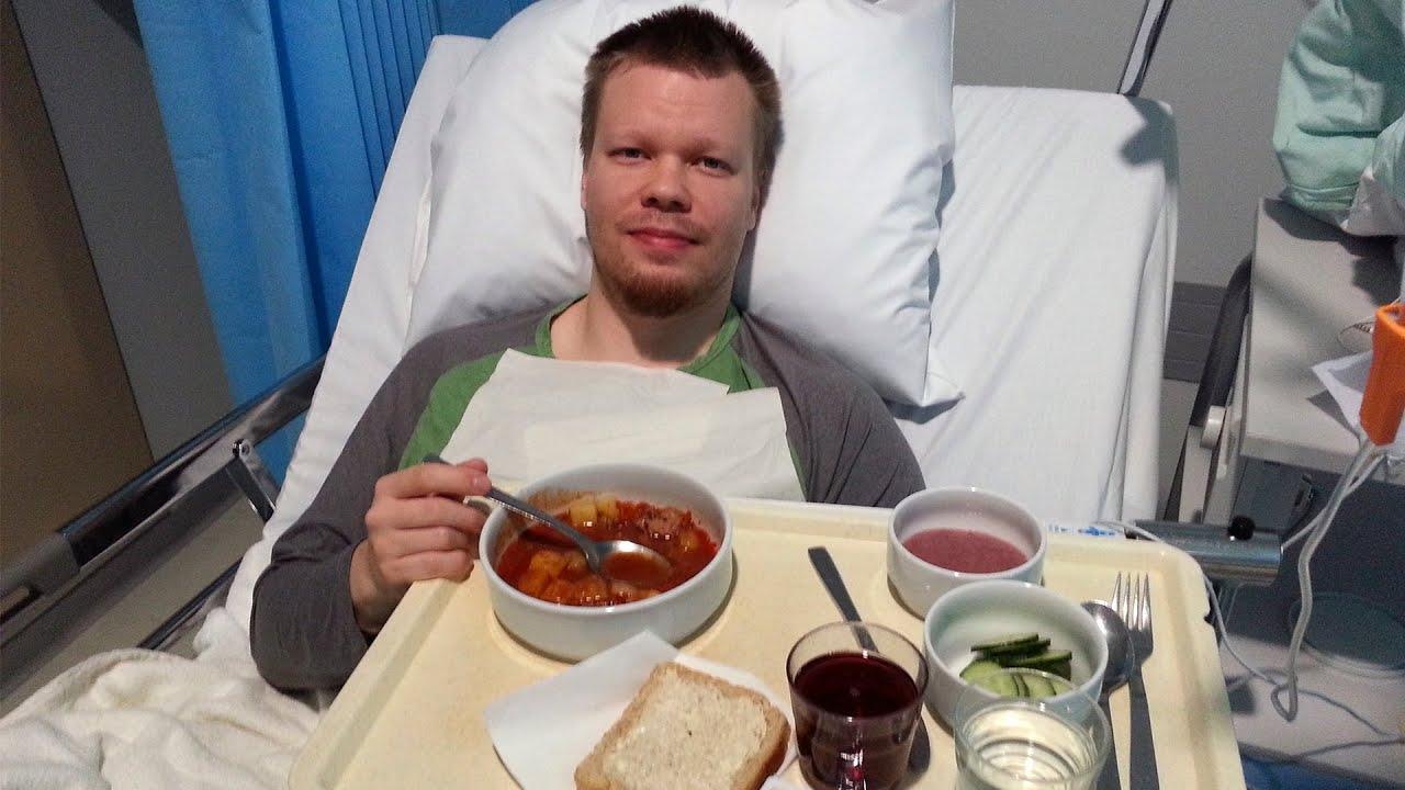 Sairaalaruoka